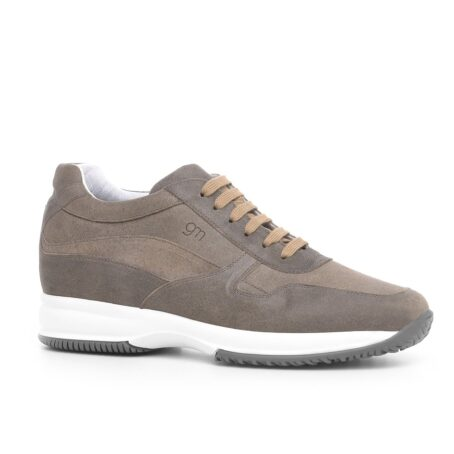 Winter suede sneakers for man 1