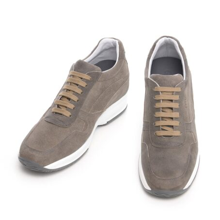 Winter suede sneakers for man 2
