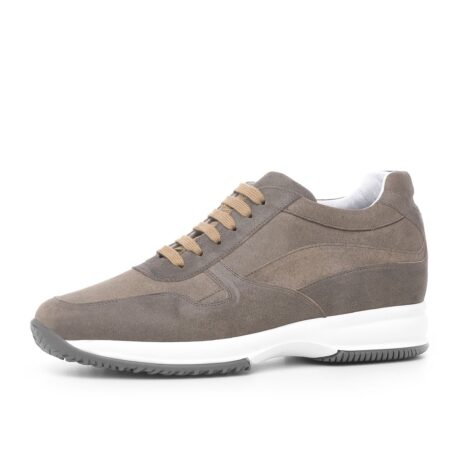 Winter suede sneakers for man 3