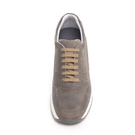 Winter suede sneakers for man 4