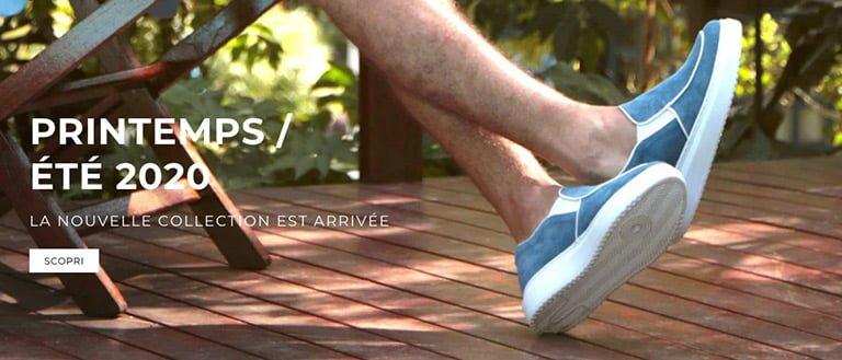 guidomaggi chaussures rehaussantes pour hommes printemps ete 2020