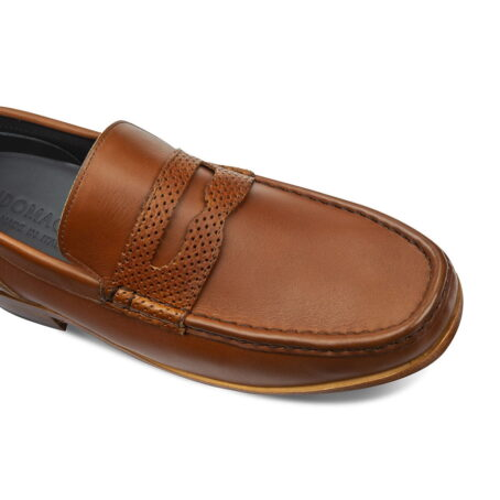 Leather loafers for men with invisible elevation | Guidomaggi Pfäffikon Schwyz