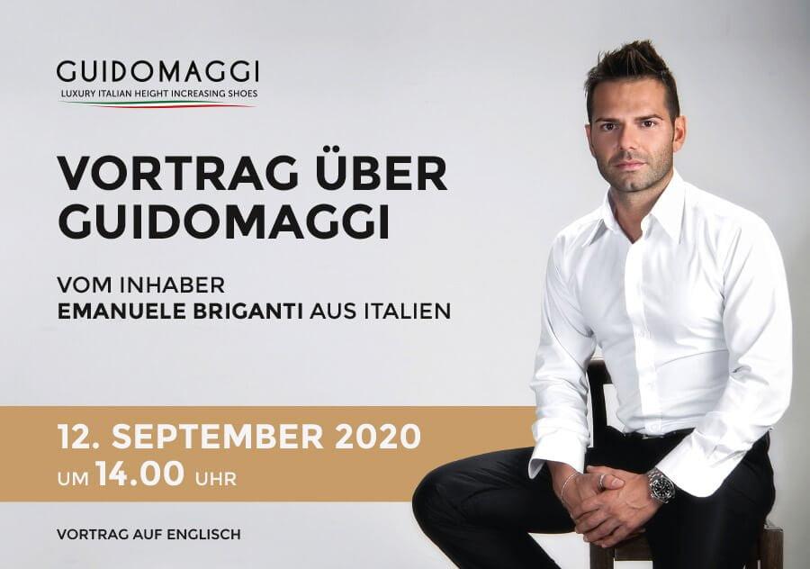 Emanuele Briganti Guidomaggi Switzerland