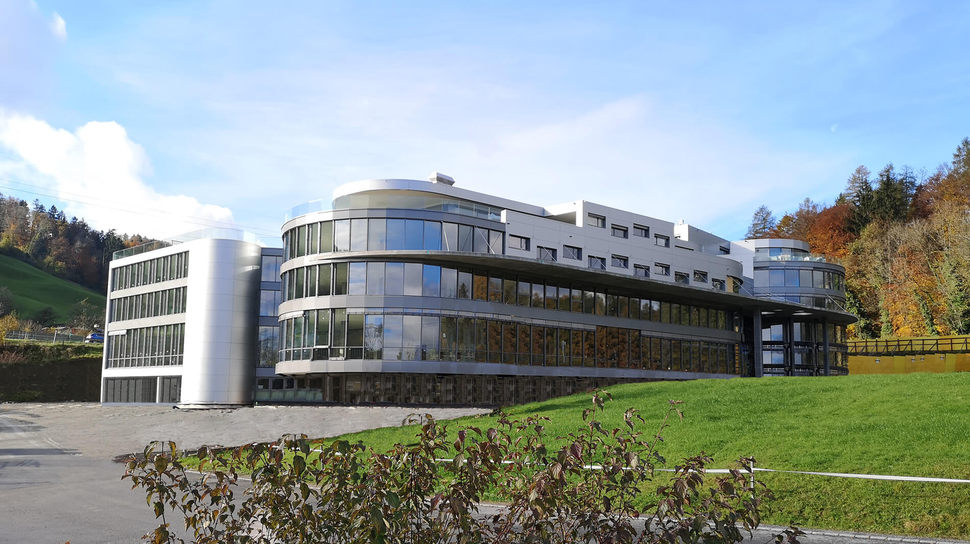 Halten Business Center Guidomaggi Switzerland